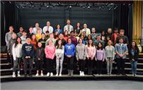 East Meadow celebrates 164 selected for All-County ensembles  thumbnail146563