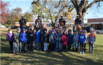 Bowling Green Students Get Special Visit from NCPD photo  thumbnail143087