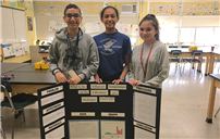 Young Scientists Qualify for State Competition photo