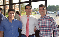 Excellence Emphasized for Class of 2019