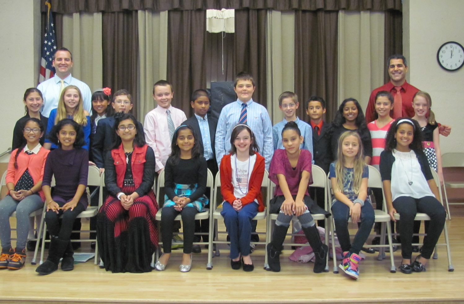 elementary school council speeches   just b.CAUSE